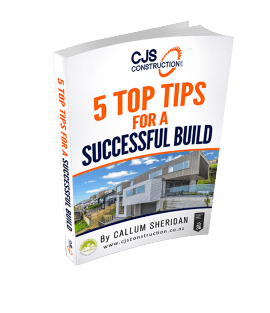 CJS Construction 5 top tips for a successful build
