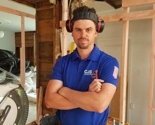 Adam of CJS Construction